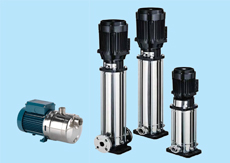 Pumps Light-Horizontal Vertical-multistage
